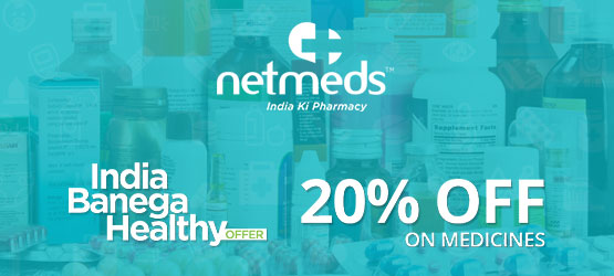 Netmeds Coupons and Offers